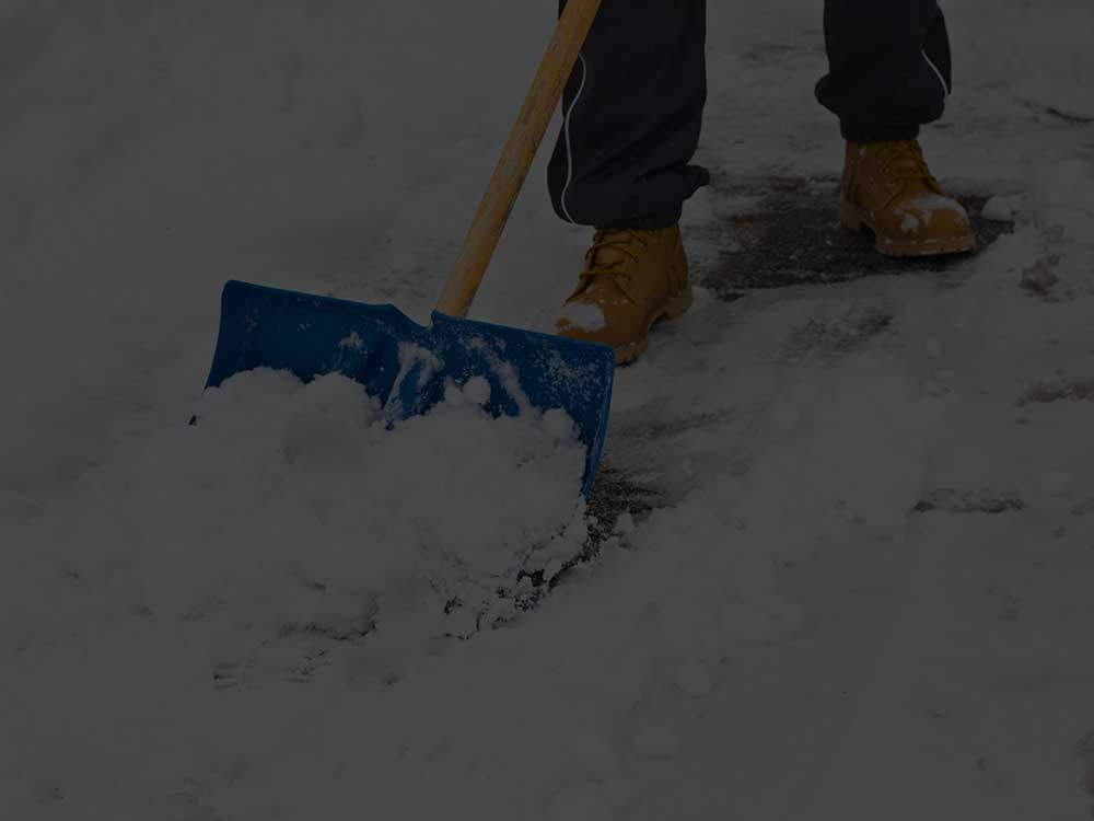 Fishers Residential Snow Removal